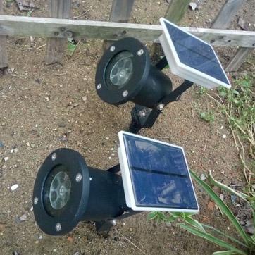 Соларен Божиќ проектор Светлина